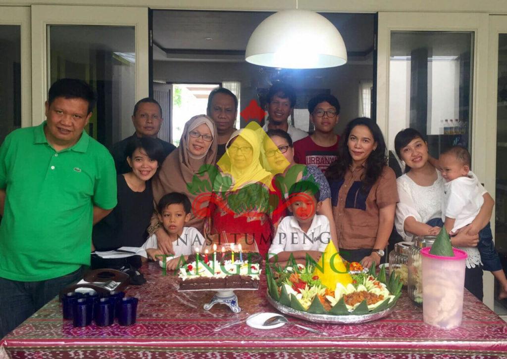 Tumpeng Ulang Tahun Tangerang