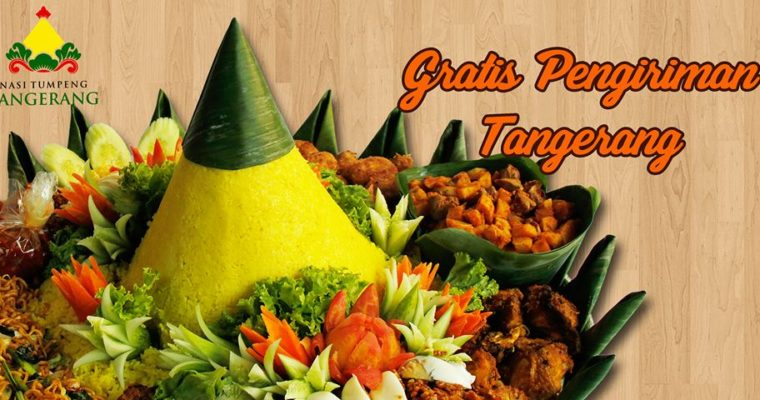 Harga Tumpeng di Tangerang Terjangkau