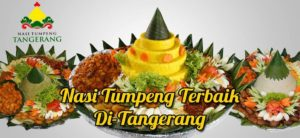 Tumpeng Nasi Kuning Tangerang