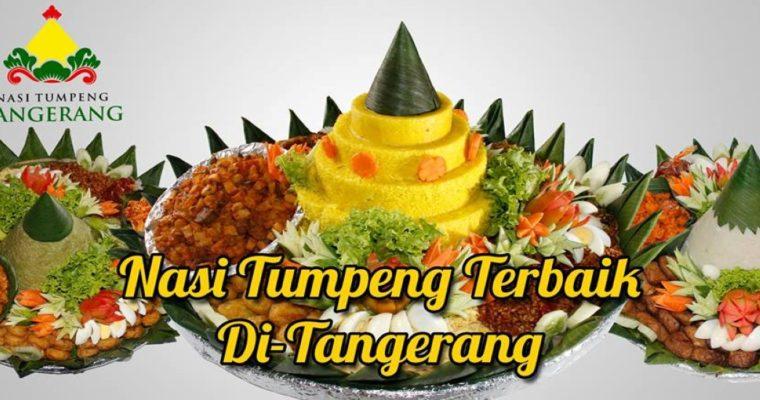 Pesan Nasi Tumpeng Paling Enak di Tangerang