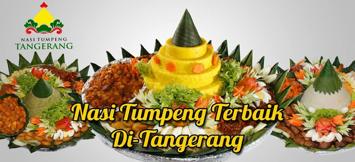 Tumpeng Nasi Kuning Tangerang Online